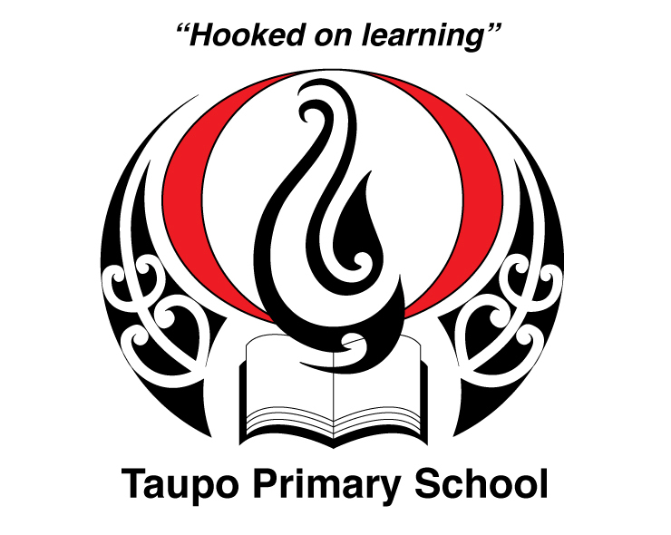 taupo primary logo taupo primary school